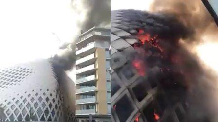 Beirut, ancora un incendio nella capitale libanese