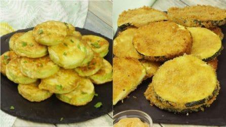 3 Ricette a base di zucchine che piaceranno a grandi e piccini!