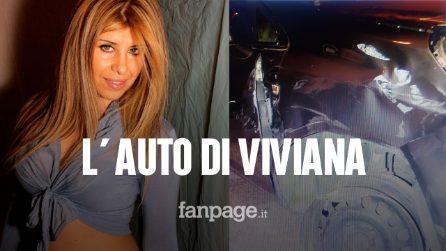 """Viviana Parisi, avvocato pubblica le foto dell'auto: """"Incidente banale? Non sembra proprio"""""""