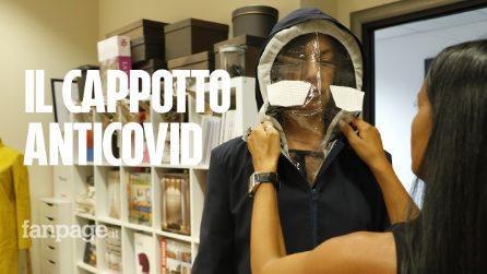 """Il cappotto contro il coronavirus: """"Il nostro obiettivo, eliminare il distanziamento sociale"""""""