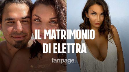 """Come sarà il matrimonio di Elettra Lamborghini con Afrojack: """"100 invitati e 2 abiti"""""""