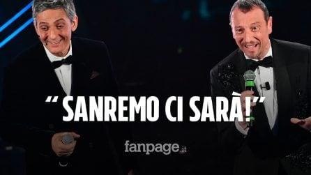 """Sanremo 2021 dal 2 al 6 marzo, Coletta: """"Il Festival si farà con il pubblico tamponato e monitorato"""""""