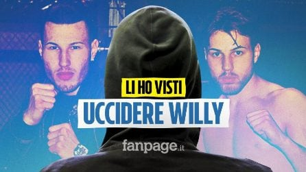 """Omicidio Willy, un testimone: """"Gabriele Bianchi gli ha dato prima un calcio, poi un pugno in testa"""""""