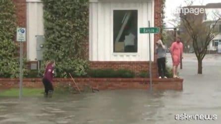 La tempesta Sally provoca inondazioni in Florida e Alabama