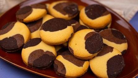 Biscotti leopardati: il trucchetto geniale da provare subito!
