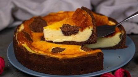 Crostata al cacao: il dolce facile e goloso che non vedrete l'ora di provare!