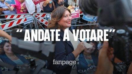 """L'appello di Di Maio e Ciarambino: """"Andate a votare, referendum e Regionali occasione fondamentale"""""""