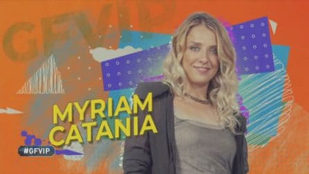 Grande Fratello VIP - Myriam Catania: la clip di presentazione
