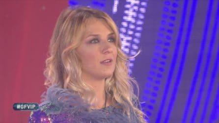 Grande Fratello VIP - L'ingresso di Myriam Catania