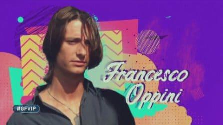 Grande Fratello VIP - Francesco Oppini: la clip di presentazione
