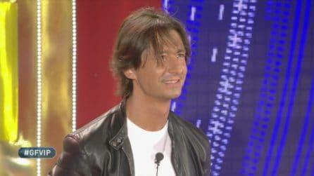 Grande Fratello VIP - L'ingresso di Francesco Oppini