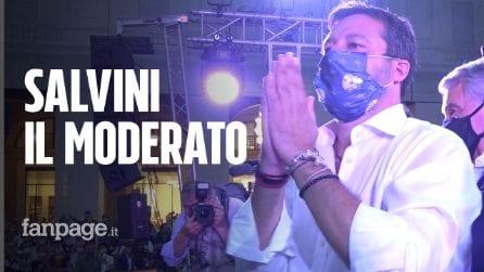 """Regionali Toscana, centrodestra chiude in piazza a Firenze. Salvini: """"No conseguenze sul governo"""""""