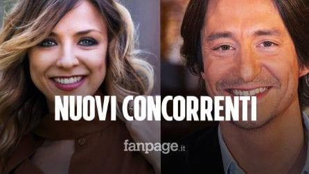 Grande Fratello Vip, Myriam Catania e Francesco Oppini: chi sono i nuovi concorrenti della casa