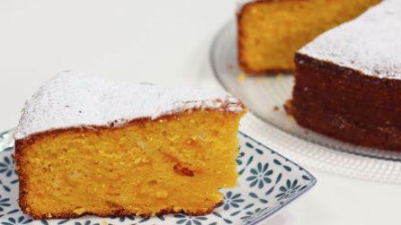 Torta soffice di zucca: la ricetta del dessert bello e gustoso