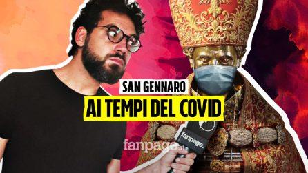 """""""Un voto per fermare la pandemia"""" - San Gennaro 2020 (tra Covid ed elezioni)"""