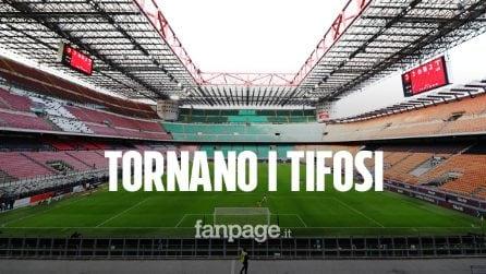 Stadi aperti a 1000 tifosi fino al 7 ottobre in Serie A, arriva l'ok del Governo