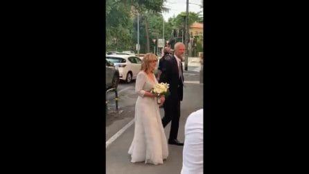 Nicoletta Mantovani e Alberto Tinarelli sposi: il video del matrimonio