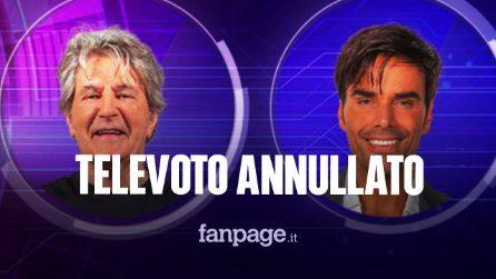 """Grande Fratello Vip, televoto annullato: """"Provvedimento disciplinare per un concorrente"""""""