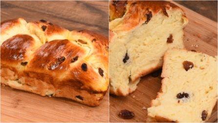Pan brioche all'uvetta: soffice e saporito come non mai!