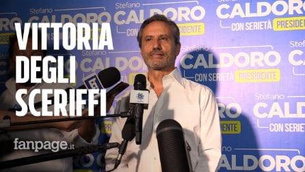 """Elezioni Regionali, Caldoro ammette la sconfitta: """"De Luca ha vinto, merito del Covid"""""""