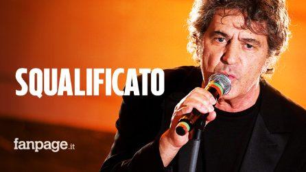 """Grande Fratello Vip, Fausto Leali squalificato: """"Le sue parole posso avere una sola conseguenza"""""""