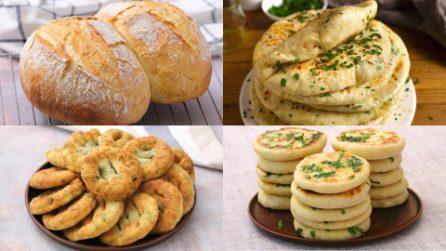 4 Modi di fare il pane da provare almeno una volta!