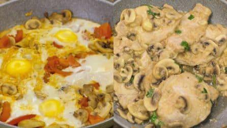 3 Ricette saporite a base di funghi perfette per le tue cene!