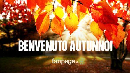 Benvenuto autunno e arrivederci estate: ma che cos'è l'equinozio?