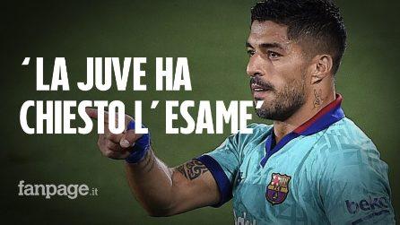 """Suarez, il colonnello Sarri a Fanpage.it: """"Università ammaliata dai rapporti con la Juventus"""""""