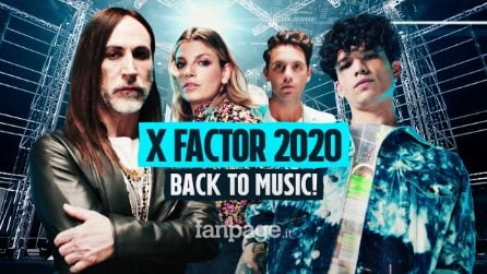 X Factor 2020: Back to Music!