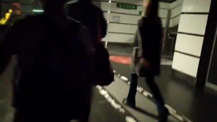 Metro al buio alla Stazione Termini: ancora guasti dopo la bomba d'acqua