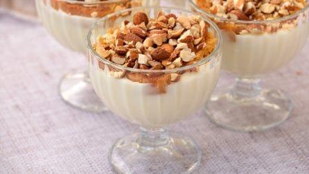 Dolce cremoso alle mandorle: il dessert al cucchiaio che conquisterà tutti!