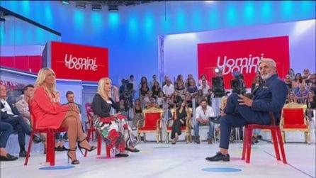 Uomini e Donne, Biagio svela: ''Gemma sono uscito anche con Aurora''