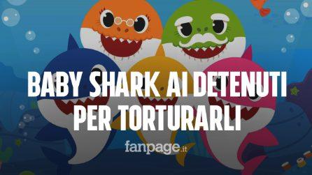 Detenuti costretti ad ascoltare Baby Shark ammanettati al muro per ore: la tortura in prigione