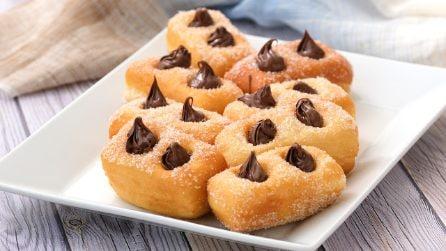 Rettangolini fritti: il dolcetto soffice e cremoso che conquisterà tutti!
