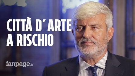 """Palmucci (Presidente Enit) a Fanpage.it: """"Città d'arte le più colpite dall'emergenza Covid- 19"""""""