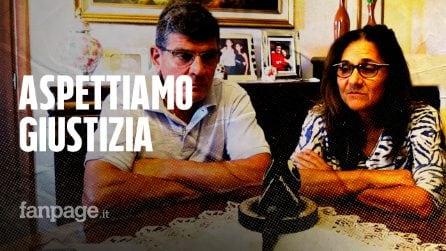 """Omicidio Vannini, i genitori di Marco aspettano la sentenza: """"In tanti hanno lottato con noi"""""""