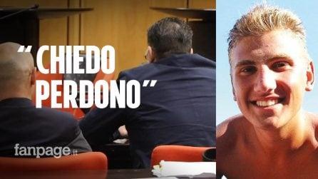 """Processo Vannini, Ciontoli in lacrime prima della sentenza: """"Io unico responsabile"""""""