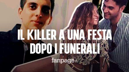 Fidanzati uccisi a Lecce, il killer a una festa la sera dei funerali: balli e foto al compleanno