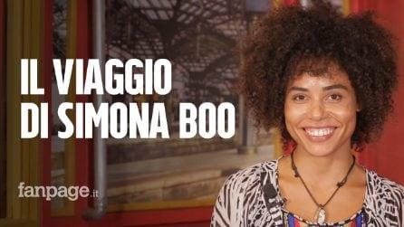 """Simona Boo presenta """"Fuje"""": Canto gli afodiscendenti e chi si sorprende degli italiani di pelle nera"""