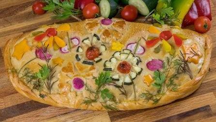 Calzone fantasia: l'idea unica e originale per una cena che farà felici tutti!