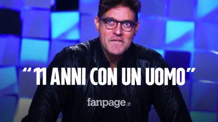 """Gabriel Garko dopo il coming out: """"11 anni con un uomo, poi con Gabriele Rossi"""""""