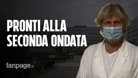 """L'ospedale di Cremona si prepara per la seconda ondata: """"Ci sarà un incremento del numero di casi"""""""