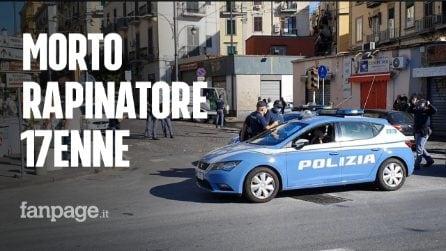Napoli, 17enne rapinatore morto ucciso dalla polizia: arrestato il figlio di Genny 'a Carogna