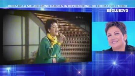 La carriera musicale di Donatella Milani