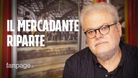 """Roberto Andò: """"Napoli è la città del teatro, in passato Carpentieri e Servillo esclusi"""""""