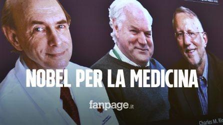Nobel per la Medicina a Alter, Houghton e Rice per aver scoperto il virus dell'epatite C