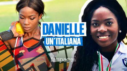 """Danielle Madam, italiana... ma non sulla carta: """"Suarez? La cittadinanza è una cosa seria"""""""