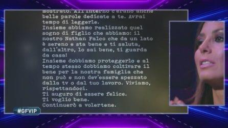 La lettera integrale di Flavio Briatore a Elisabetta Gregoraci