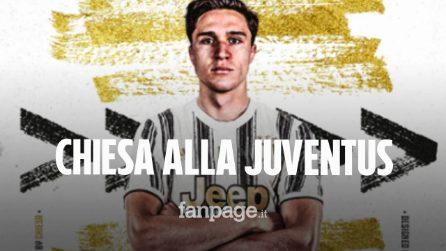 È ufficiale, Chiesa alla Juventus: dettagli e cifre dell'ultimo colpo bianconero